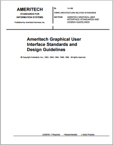 graphical user interface research paper